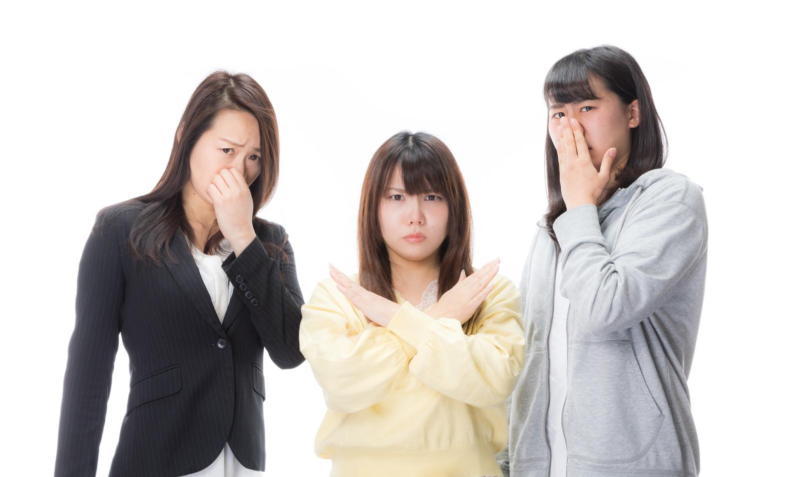 口臭を消してくれる食べ物ってあるの?お口のニオイに効果のあるものを調べてみた。